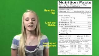 Reading Nutritional Labels