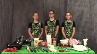Texas 4 H Food Challenge   Introduction