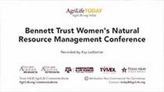Women's Natural Resource Conference