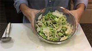 Parmesan Celery Salad